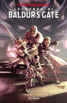 Associazionelabirinto.it Dungeons & Dragons. Con gadget. Vol. 1: Leggende di Baldur's Gate. Image