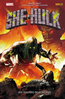 Aboutschuster.de She-Hulk. Vol. 3: Jen Walters deve morire. Image