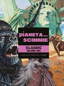 Librisulrazzismo.it Il pianeta delle scimmie. Classic. Vol. 2: bestia del Pianeta delle Scimmie, La. Image