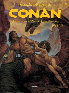 Steamcon.it La spada selvaggia di Conan (1986). Vol. 1 Image