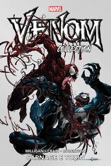 Tegliowinterrun.it Venom collection. Vol. 6: Carnage e Toxin. Image