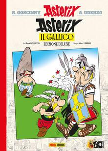 Amatigota.it Asterix il gallico. Ediz. deluxe. Vol. 1 Image