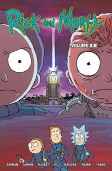 Camfeed.it Rick and Morty. Vol. 2 Image