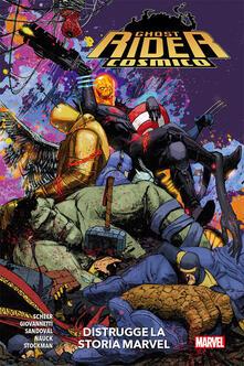 Voluntariadobaleares2014.es Ghost Rider Cosmico distrugge la storia Marvel Image