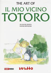 The art of «Il mio vicino Totoro»