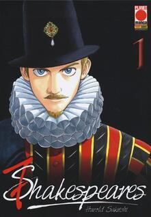 Grandtoureventi.it 7 Shakespeares. Vol. 1 Image