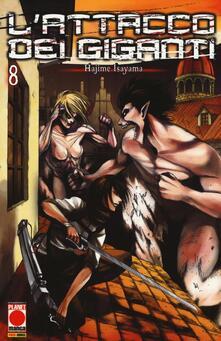 Promoartpalermo.it L' attacco dei giganti. Vol. 8 Image