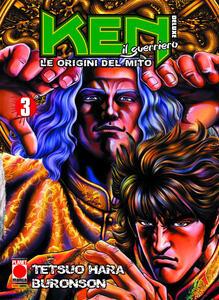 Ken il guerriero. Le origini del mito. Vol. 3