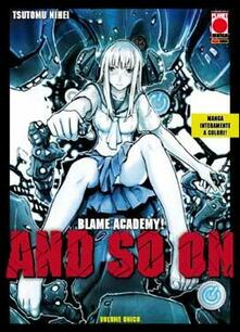 Blame academy! And so on.pdf