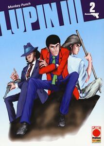 Lupin III. Vol. 2