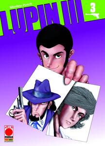 Lupin III. Vol. 3