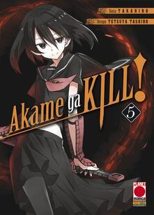 Listadelpopolo.it Akame ga kill!. Vol. 5 Image