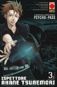 Camfeed.it Psycho-Pass ispettore Akane Tsunemori. Vol. 3 Image