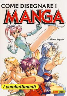 Camfeed.it Come disegnare i manga. Ediz. illustrata. Vol. 3: combattimenti, I. Image