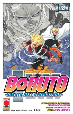 Boruto. Naruto next generations. Vol. 2