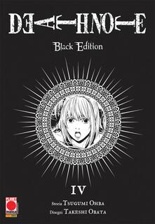 Osteriacasadimare.it Death Note. Black edition. Vol. 4 Image