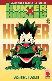 Listadelpopolo.it Hunter x Hunter. Vol. 1 Image