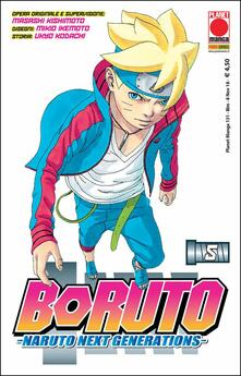 Camfeed.it Boruto. Naruto next generations. Vol. 5 Image