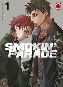 Parcoarenas.it Smokin' parade. Vol. 1 Image