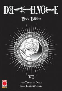 Radiospeed.it Death Note. Black edition. Vol. 6 Image