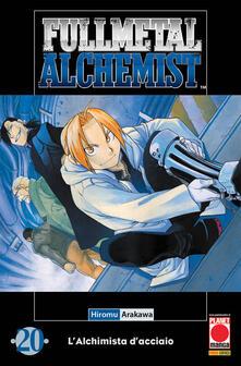 Grandtoureventi.it Fullmetal alchemist. L'alchimista d'acciaio. Vol. 20 Image