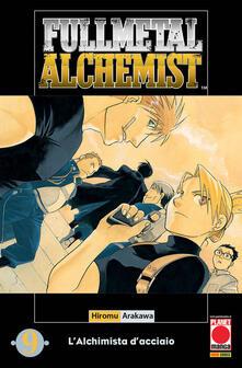 Amatigota.it Fullmetal alchemist. L'alchimista d'acciaio. Vol. 9 Image