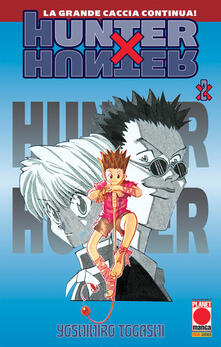 Rallydeicolliscaligeri.it Hunter x Hunter. Vol. 2 Image