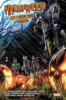 Filippodegasperi.it Halloween con i super eroi Marvel Image