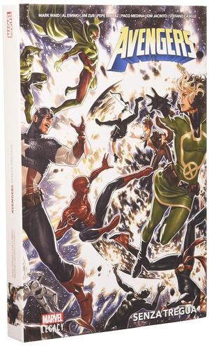 Senza tregua. Avengers