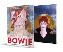Bowie - Michael Allred,Steve Horton - copertina