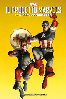 Rallydeicolliscaligeri.it La nascita dei supereroi. Il progetto Marvels Image