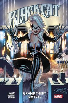 Filmarelalterita.it Black Cat. Vol. 1: Grand theft Marvel. Image