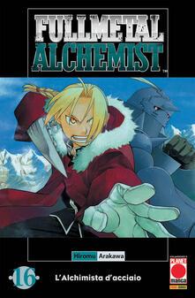 Filippodegasperi.it Fullmetal alchemist. L'alchimista d'acciaio. Vol. 16 Image