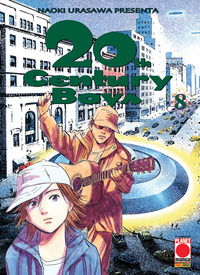 20th century boys. Vol. 8 - Urasawa Naoki - wuz.it