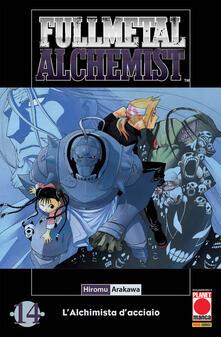 Letterarioprimopiano.it Fullmetal alchemist. L'alchimista d'acciaio. Vol. 14 Image