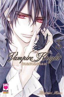 Daddyswing.es Vampire Knight memories. Vol. 3 Image