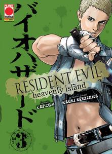 Osteriacasadimare.it Resident Evil. Heavenly Island. Vol. 3 Image