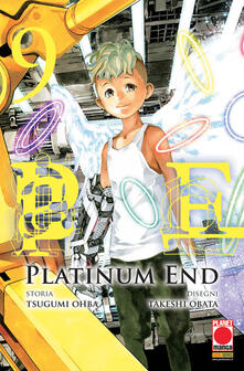 Criticalwinenotav.it Platinum end. Vol. 9 Image