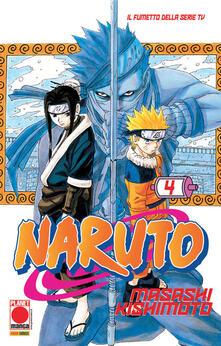 Nordestcaffeisola.it Naruto. Vol. 4 Image