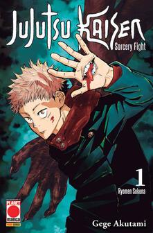 Winniearcher.com Jujutsu Kaisen. Sorcery Fight. Vol. 1: Ryomen Sukuna. Image