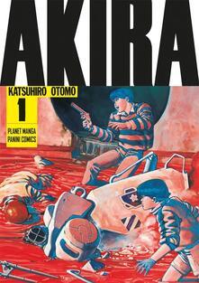 Akira. Vol. 1 - Katsuhiro Otomo - copertina