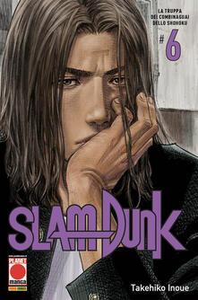 Festivalpatudocanario.es Slam Dunk. Vol. 6: La truppa dei combinaguai dello Shohoku Image