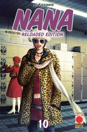 Nana. Reloaded edition. Vol. 10
