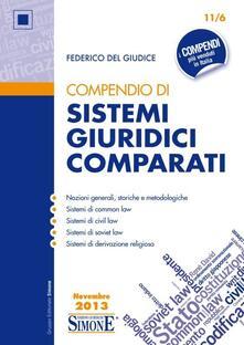 Compendio di sistemi giuridici comparati.pdf