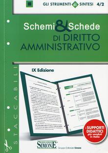 Criticalwinenotav.it Schemi & schede di diritto amministrativo Image