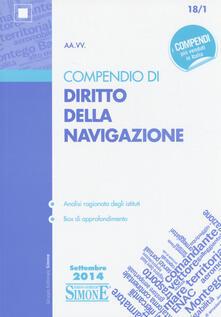 Promoartpalermo.it Compendio di diritto della navigazione Image