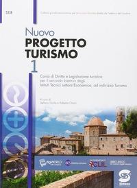 Nuovo progetto turismo. Per le Scuole superiori. Con e-book. Con espansione online. Vol. 1 - Gorla Stefano Orsini Roberta - wuz.it