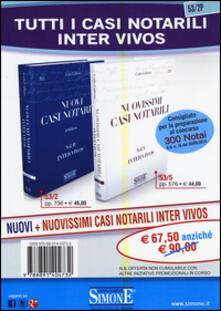 Tutti i casi notarili inter vivos: Nuovi-Nuovissimi casi notarili inter vivos.pdf