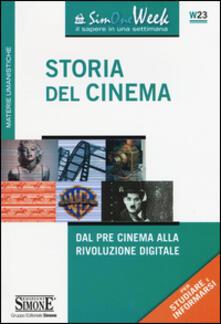 Milanospringparade.it Storia del cinema. Dal pre cinema alla rivoluzione digitale Image
