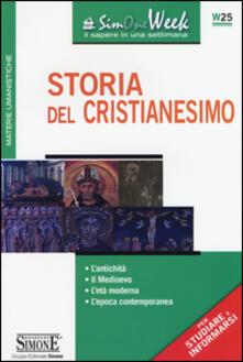 Vitalitart.it Storia del cristianesimo. L'antichità. Il medioevo. L'età moderna. L'epoca contemporanea Image